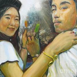Love in Friend  by Sukalya Chearanantana