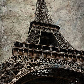 Loveletter From Paris by Claudia Moeckel