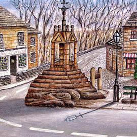 Ronald Haber - Lymm Cross And Stocks - Cheshire