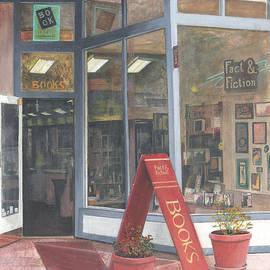 Mall Book Store by Stuart B Yaeger