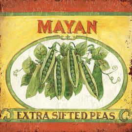 Mayan Peas by Debbie DeWitt