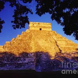 John Malone - Mayan Pyramid