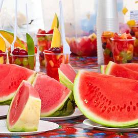 Tom Gowanlock - Melons