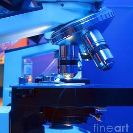 Yali Shi - Microscope in Action