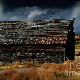 Moody Moon by RC DeWinter