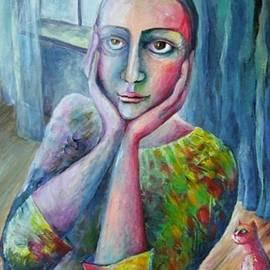 Elisheva Nesis - Morning Mask Fitting