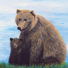 Mother Love  Two by Stuart B Yaeger