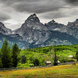 Mountain Pasture by Steven Ainsworth
