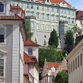 Ann Horn - Multi-Level Prague
