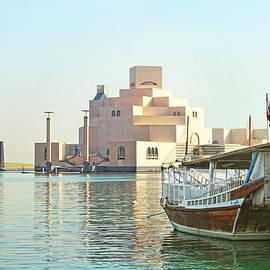 Paul Cowan - Museum of Islamic Art