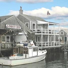Lin Grosvenor - Nantucket Lobstering