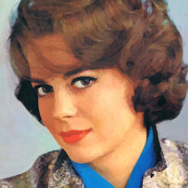 Natalie Wood 01 by Dean Wittle