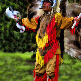Dean Wittle - Native American Dancer 012