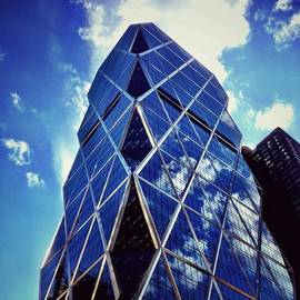 New York City - The Hearst Tower