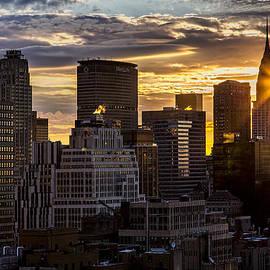 Janet Fikar - New York Sunrise