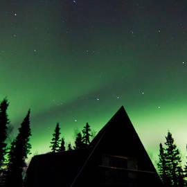 John Aldabe - Northern Lights Liven Under the Dipper