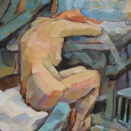Nude Painting 3
