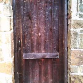Shawn Hughes - Old English Door
