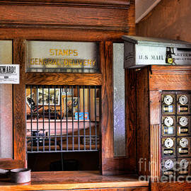 Paul Ward - Old Fashion Post Office