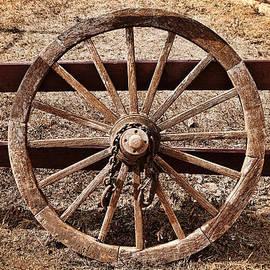 Kelley King - Old West Wheel
