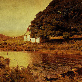 Once Upon a Time. Somewhere in Wicklow Mountains. Ireland by Jenny Rainbow