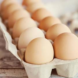 One Dozen Eggs by Kim Fearheiley