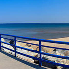 Twenty Two North Photography - Onekama Michigan Pier and Beach