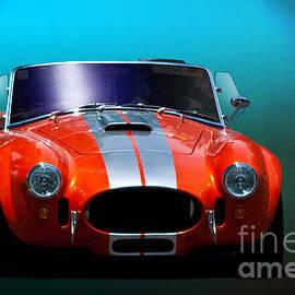 Stuart Row - Orange Cobra