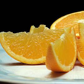 Orange Slices by Andee Design