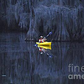 Caddo Lake Texas by Bob Christopher