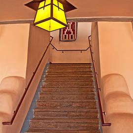 Bob and Nancy Kendrick - Painted Desert Inn Interior