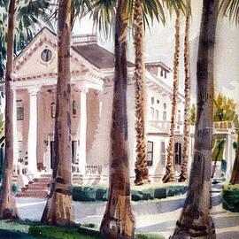 Donald Maier - Palo Alto Mansion