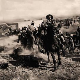 Bill Cannon - Pancho Villa Rides Again