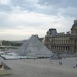 Keith Stokes - Paris Pyramids