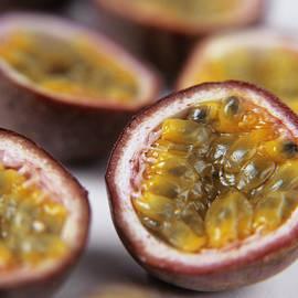 Passion Fruit Halves