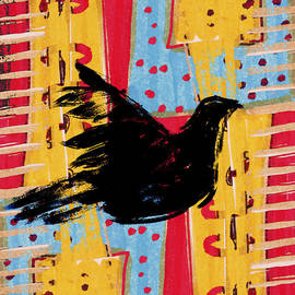 Carol Leigh - Peace Dove 3