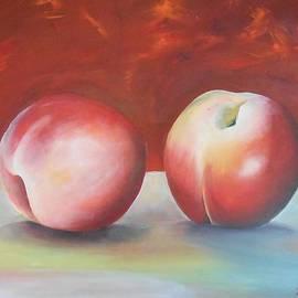 Peaches by R F Aitken