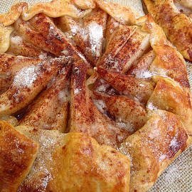 Pear Galette by James Temple