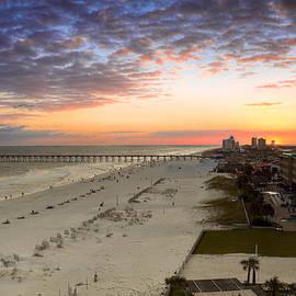 Ray Devlin - Pensacola Sunset
