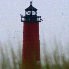 Kay Novy - Pierhead Lighthouse