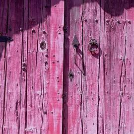 Barbara Craig - Pink Doors