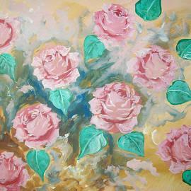 Raymond Doward - Pink Roses