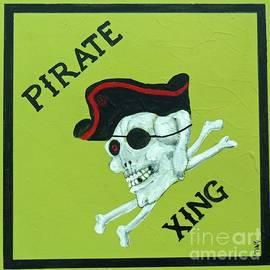 Doris Blessington - Pirate Crossing BEWARE