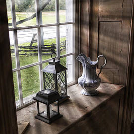 Peter Chilelli - Pitcher Window
