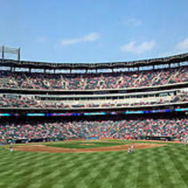Greg Kopriva - Globe Life Park, Home of the Texas Rangers