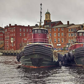 Joann Vitali - Portsmouth Tugs