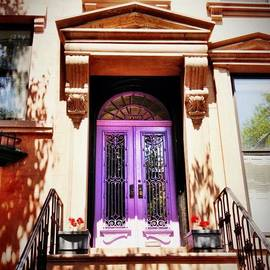 Purple Door - Brooklyn - New York City