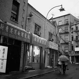 Vivienne Gucwa - Rainy Evening - Chinatown - New York City
