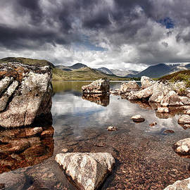 Rannoch Moor  Scotland by Fiona Messenger