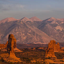 Andrew Soundarajan - Red Rock of Arches